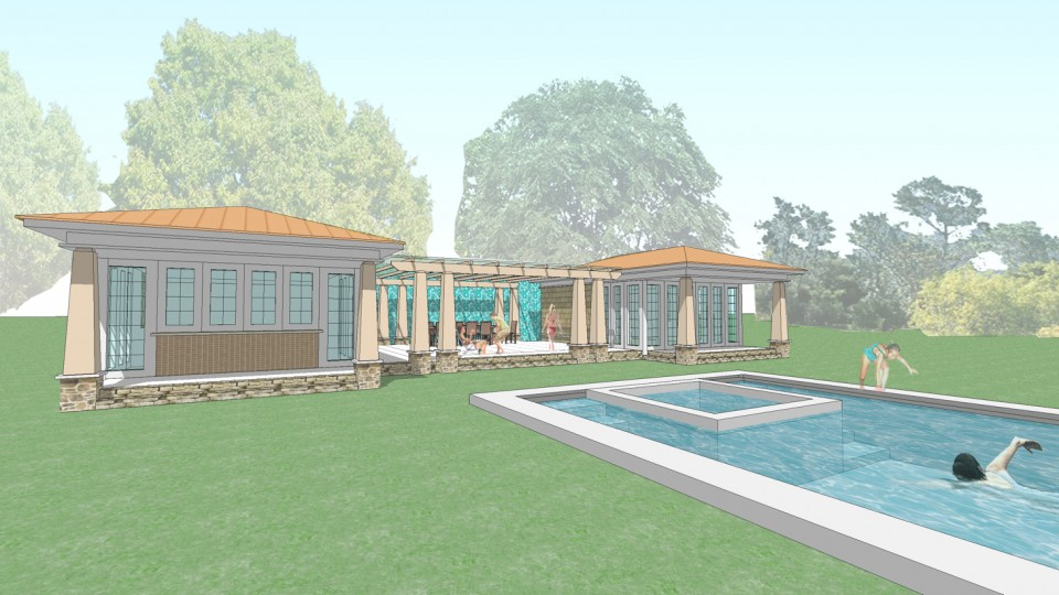 About poolhouse